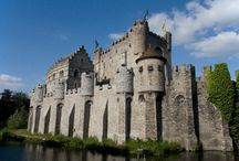 Castles & Fortresses: Belgium / by Terry Schartz