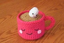 crochet and knitting / by Diana Enns