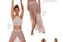 Lyrical costumes