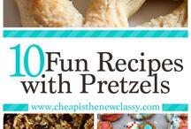 Bread Recipes / Delicious Recipes for Making Bread