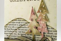 Kort - jul / Inspiration til jule- og nytårskort