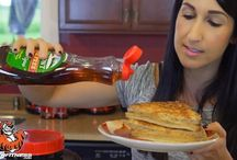 Healthy Recipes / HEALTHY RECIPES USING NUTRITIONAL SUPPLEMENTS.