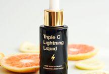 serum skin lightening