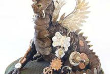 Cake Sculpture Inspiration