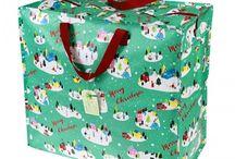 NOËL paquets cadeaux et rangement