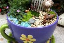 Fairy gardens to make