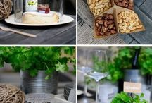 "Entertaining - Asian ""Crunch"" Party Ideas"
