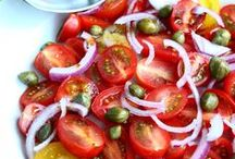 Dips, pesto en salsa