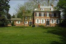 18th Century Delaware Architecture