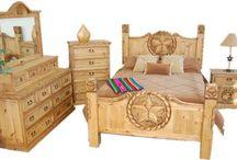 Texas Rustic Bedroom Furniture Sets