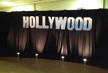 Party Theme: Hollywood