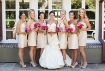 Bridesmaids / by Alyssa Deem