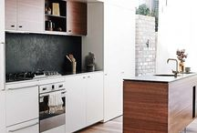 interiors: kitchen
