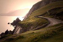 Places I'd Like To Go / by Julia DeSpain