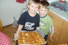 Buchty z pekárny