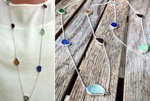 gioielli di vetro