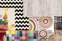 Teppiche / Neu bei Dekoria: Farbenfrohe und aufregende Teppiche in unterschiedlichen Größen.  Mehr unter: http://www.dekoria.de/offer/group/312/Teppiche
