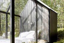 L'extérieur / architecture extérieure
