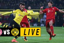 GERMAN LEAGUE / Watch Football Match Highlights, Review, Report From Everyday Important German League Matches. Bundesliga, DFB Pokal, Super Cup.