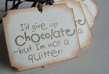 chocolate...is my lover!!