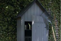 armoire de jardin
