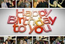 Birthdays at the Woodman / Birthdays at the Woodman