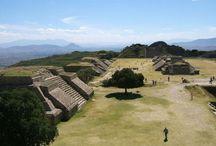 MONTE ALBAN - MIXTECHI - Oaxaca