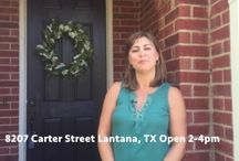 Open House! / Let The Seay Group Realty Team hold an Open House as one of the many ways to market your home to get it SOLD!
