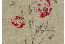 Контурная вышивка-книга Marie-Thérèse Saint-Aubin (MTSA)