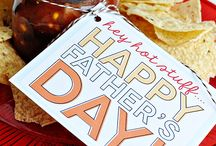 Father's Day / Make Dad feel celebrated and loved with these gift and party ideas.