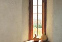 Interior Design / A szalmabála építészet szépsége és formavilága.