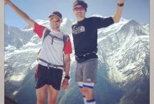 Chamonix-mont blanc / Stage encadré par 5eme éléments du 16/5 au 18/5.