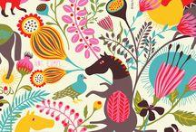 Patterns / by Lauren Castor