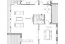 Plan maisons