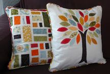 Pillows / Párna minták-elkészítésre várva