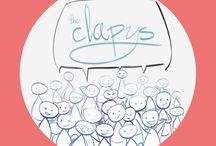 VIDORRETADESIGN #COMUNICATINGIDEAS / CLAPYS