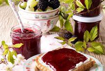 Marmelade, Konfitüre und Kompott