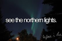 Bucket List/Before I Die