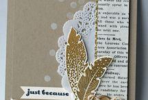 Karten Feather
