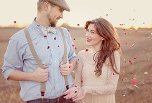 Engagement photos  / by Kylie Helms
