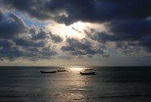 Sunset / Kuta beach sunset