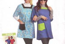 Retro / Vintage Fashion Sewing Patterns