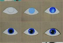 ojos espresivos