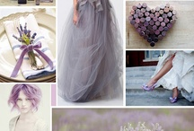 Inspiring mood boards / Various colour combination ideas for weddings
