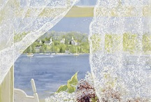 lace in paintings