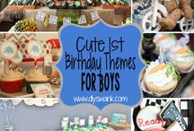 Themes for 1st birthday