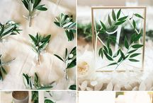elegant wedding colour ideas