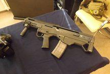 Wystawa broni na Konwencji Programowej ROMB