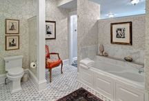 salle de bain victorienne