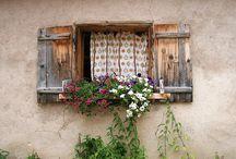Windows & Balcony Doors / by david hannaford mitchell